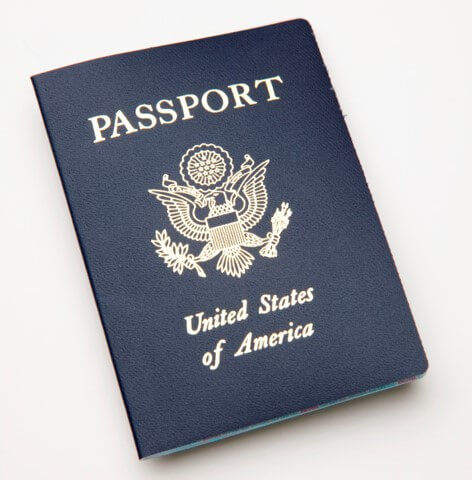 us passport for crypto exchange id